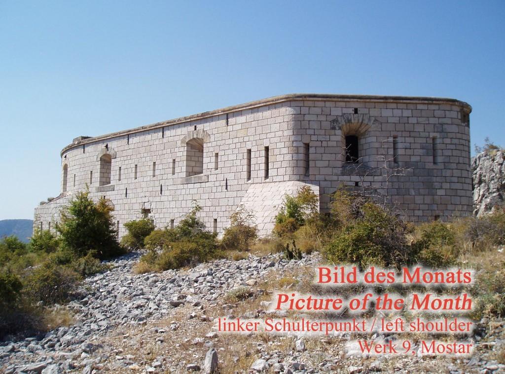 Werk 9 Festung Mostar