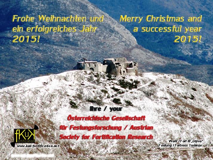 Weihnachtskarte Christmas card2014
