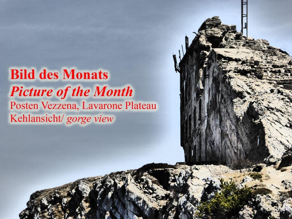 Bild des Monats 5/2015 Posten Vezzena Lavarone Hochfläche