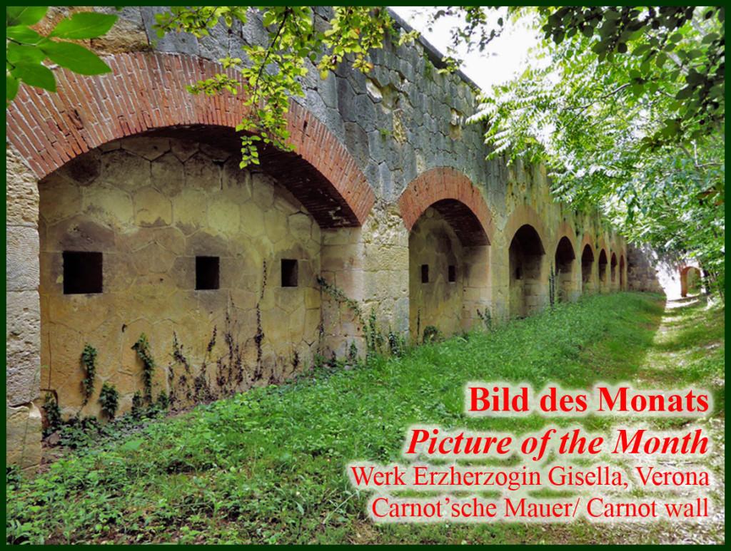 Carnot Mauer WK Gisella Verona