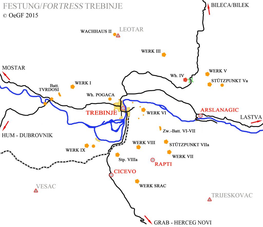 Festung Trebinje