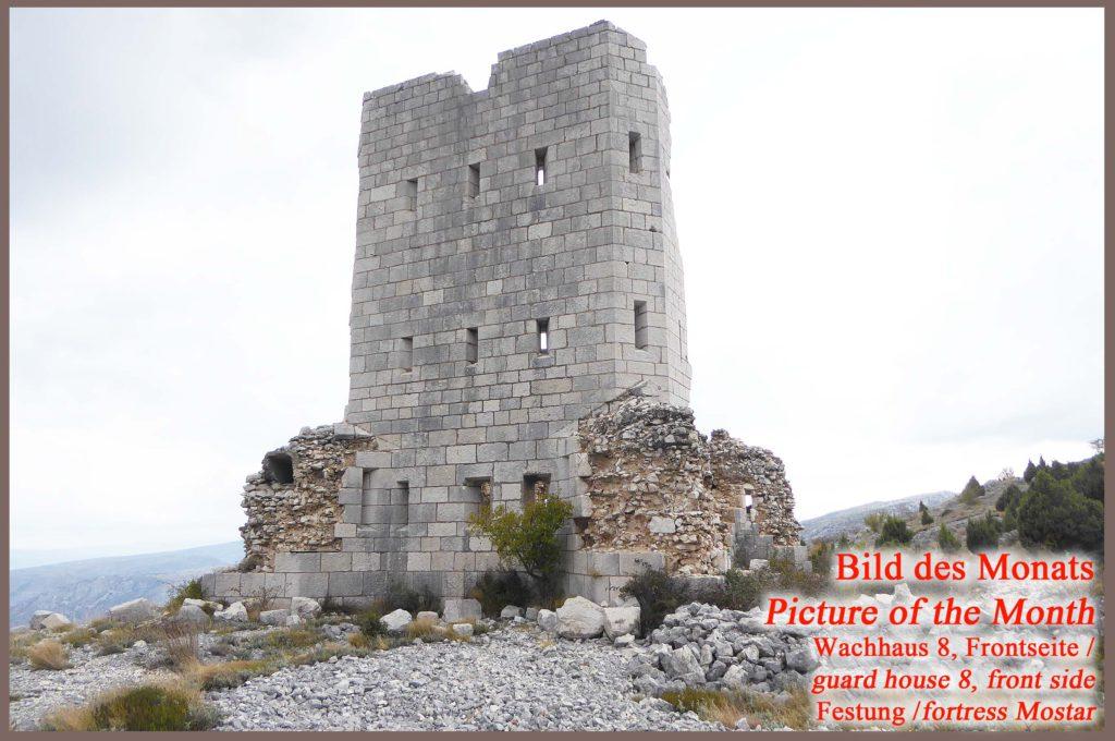 BdM Wachhaus 8 Mostar