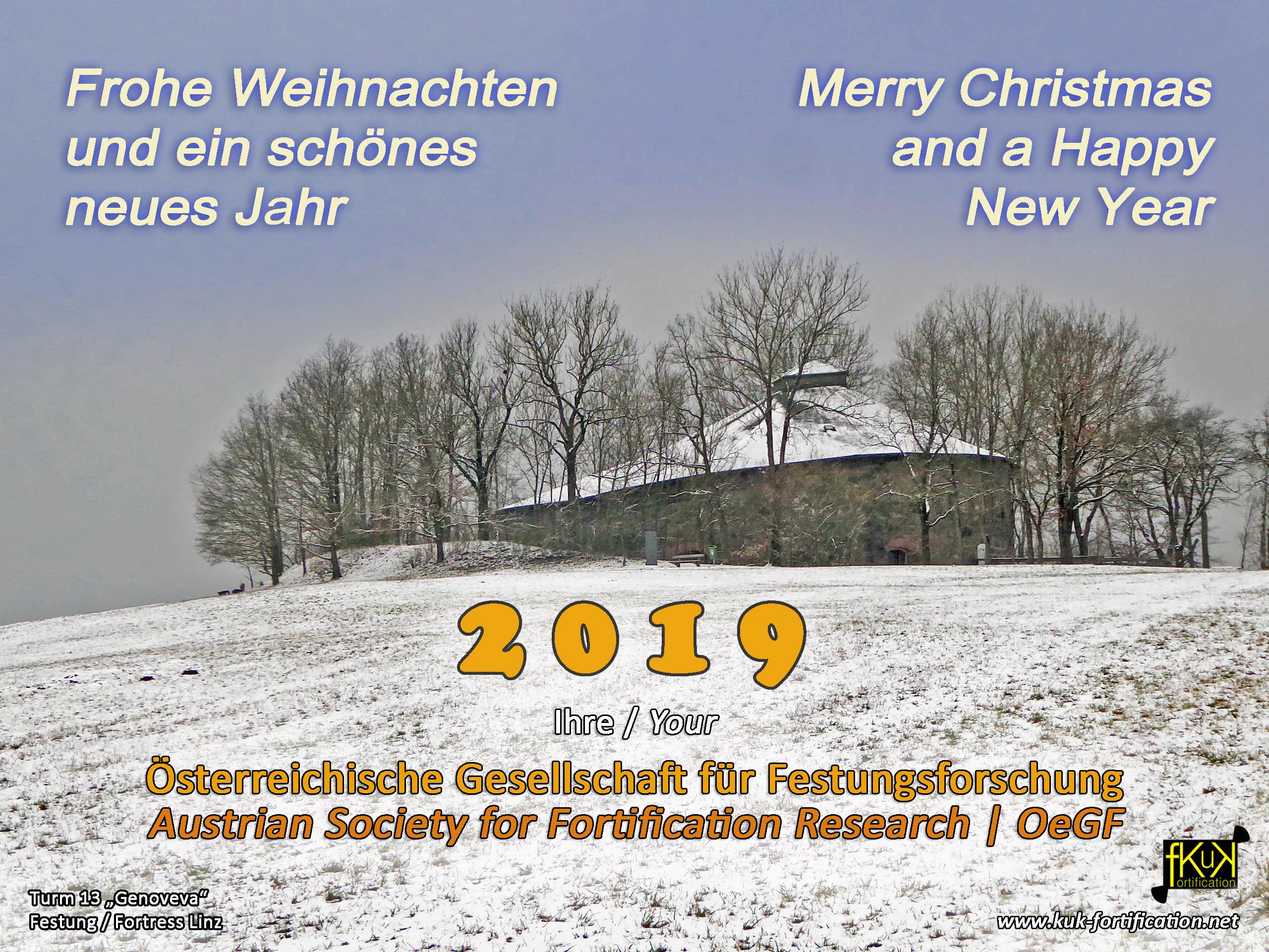 Weihnachten 2019 österreich.Weihnachts Und Neujahrwünsche Season Greetings 2019