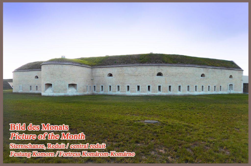 Sternschanze, Komorn